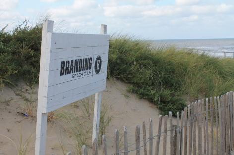 Noordwijkse Duinen Branding Beach Club