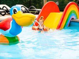 Ferienpark Noordwijkse Duinen Außen-Kinderschwimmbecken