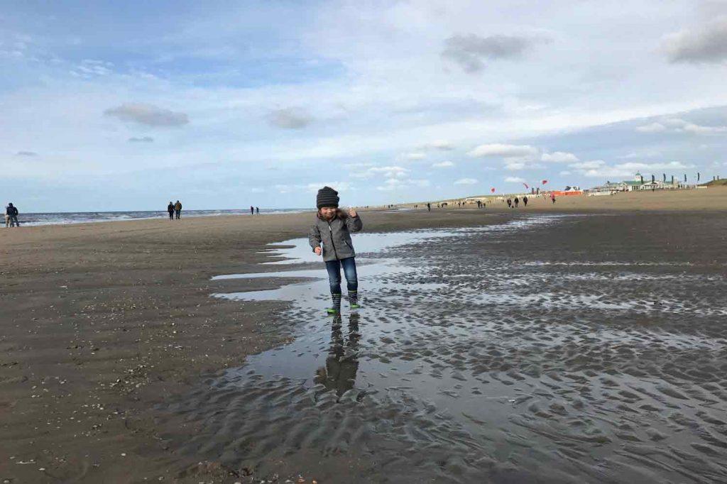 Noordwijk-Strand-Kinder