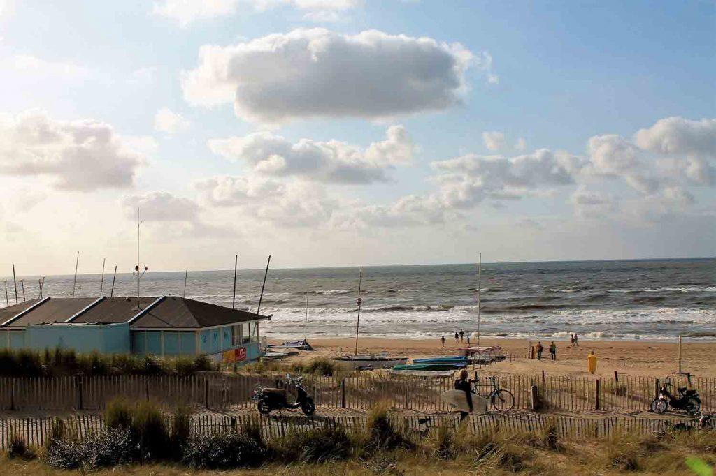 Noordwijk-Surfen