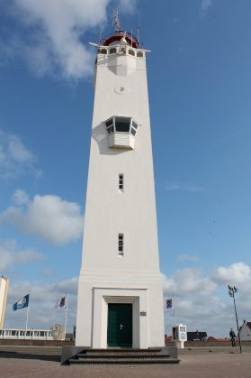 Noordwijk-Leuchtturm
